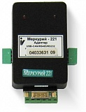 Адаптер Меркурий 221 (преобразователь USB-CAN-RS485)
